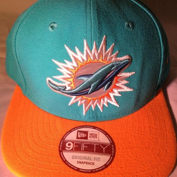 b5d5bee1 Miami Dolphins Hat New Era